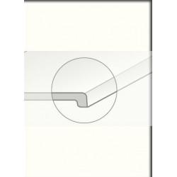 Zubehör Innenfensterbänke WERZALIT Weiß
