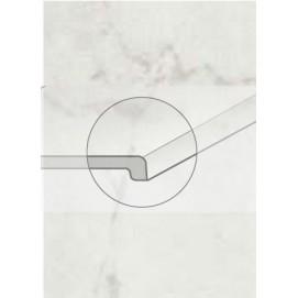 Zubehör Innenfensterbänke WERZALIT Marmor Bianco